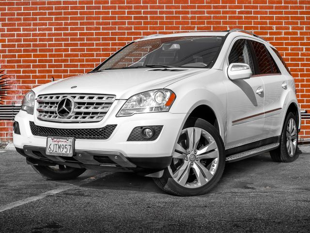 2010 Mercedes-Benz ML 350 Burbank, CA