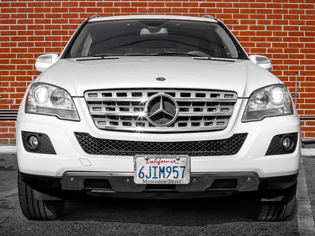 2010 Mercedes-Benz ML 350 Burbank, CA 2
