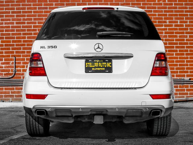 2010 Mercedes-Benz ML 350 Burbank, CA 3