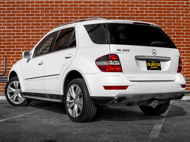 2010 Mercedes-Benz ML 350 Burbank, CA 6