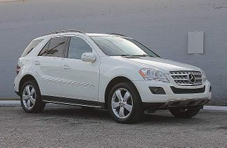 2010 Mercedes-Benz ML 350 Hollywood, Florida 0