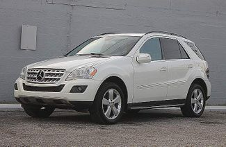 2010 Mercedes-Benz ML 350 Hollywood, Florida 10