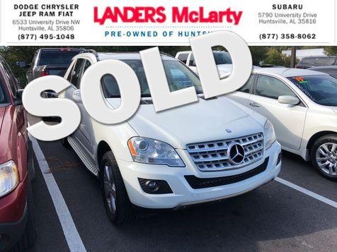 2010 Mercedes-Benz ML 350 ML 350 | Huntsville, Alabama | Landers Mclarty DCJ & Subaru in Huntsville, Alabama