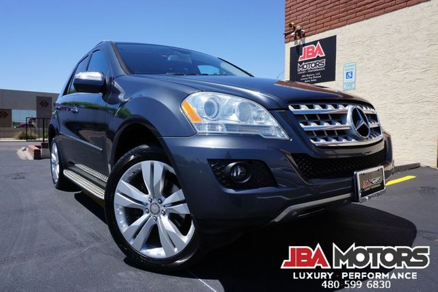 2010 Mercedes-Benz ML350 ML Class 350 SUV ~ ONLY 74k LOW MILES