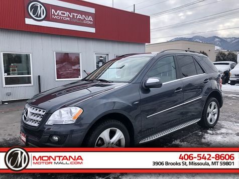 2010 Mercedes-Benz ML 350 BlueTEC in