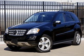 2010 Mercedes-Benz ML 350 Navigation * SUNROOF * Heated Seats * PWR LIFTGATE Plano, Texas 1