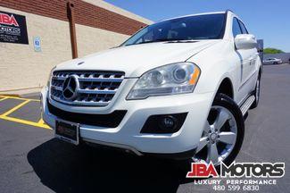 2010 Mercedes-Benz ML350 ML Class 350 SUV ~ Navi Rear Camera P1 Package WOW | MESA, AZ | JBA MOTORS in Mesa AZ