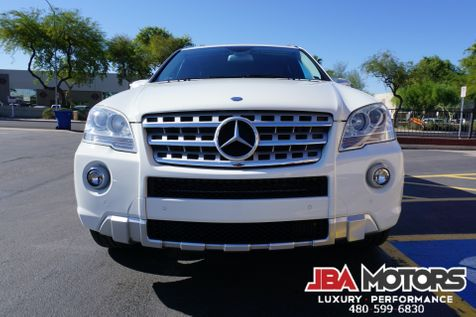 2010 Mercedes-Benz ML550 ML Class 550 4Matic AWD P2 Package AMG Sport Pkg | MESA, AZ | JBA MOTORS in MESA, AZ