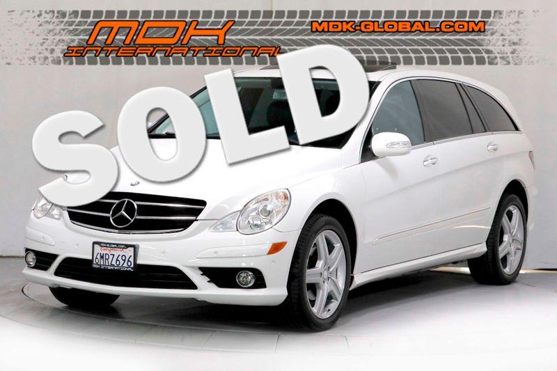 2010 Mercedes-Benz R 350 - AMG Sport Appearance pkg - P1 Pkg - Back up cam  city California  MDK International  in Los Angeles, California
