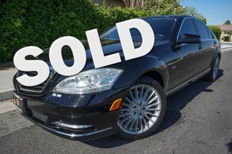 2010 Mercedes-Benz S 400 in Cathedral City, California