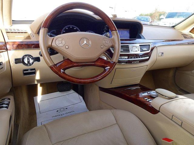 2010 Mercedes-Benz S 400 Hybrid Madison, NC 41