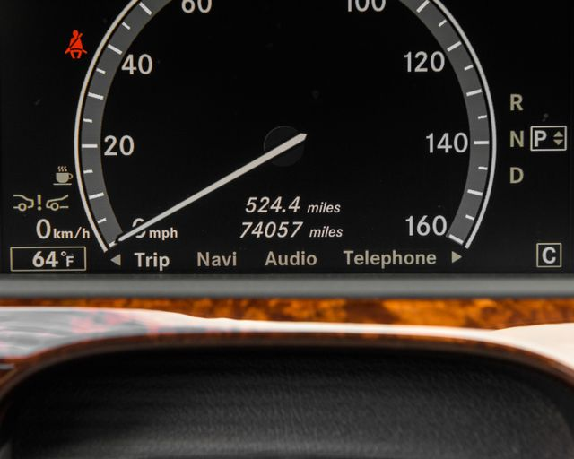 2010 Mercedes-Benz S 550 Burbank, CA 35