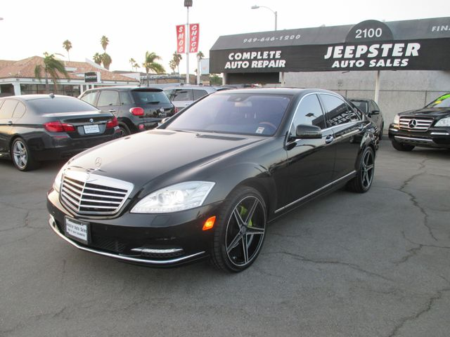 2010 Mercedes-Benz S 550 Luxury