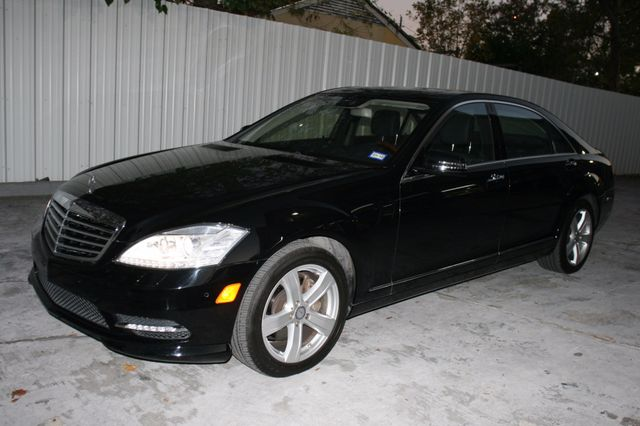 2010 Mercedes-Benz S 550 Houston, Texas 1