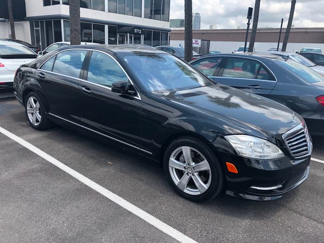 2010 Mercedes-Benz S 550 Houston, Texas