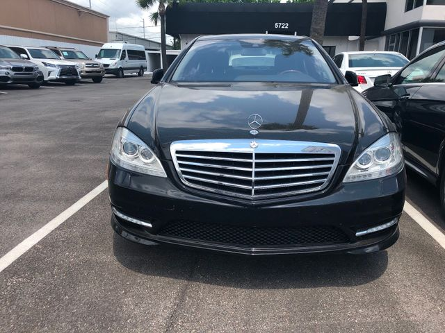 2010 Mercedes-Benz S 550 Houston, Texas 1