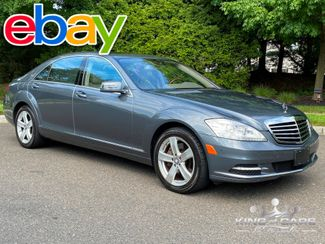 2010 Mercedes-Benz 4matic S 550 LOADED 2-OWNER CLEAN CARFAX ONLY 61K MILES WOW in Woodbury, New Jersey 08093