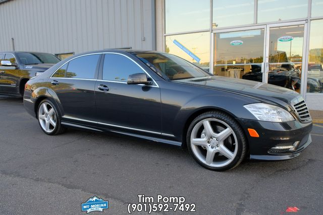 2010 Mercedes-Benz S 550 AMG SPORT PACKAGE in Memphis, Tennessee 38115