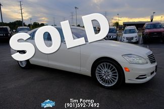 2010 Mercedes-Benz S 550 in Memphis Tennessee