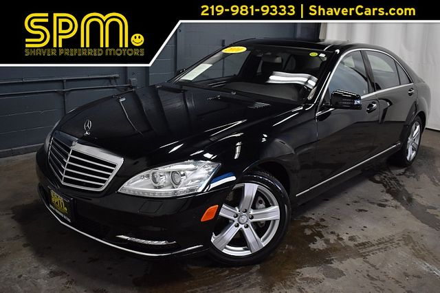 2010 Mercedes-Benz S 550 4d Sedan S550 4matic