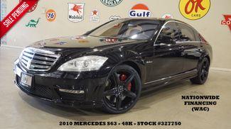2010 Mercedes-Benz S 63 AMG NIGHT VISION,PANO ROOF,NAV,BLK WHLS,48K in Carrollton TX, 75006