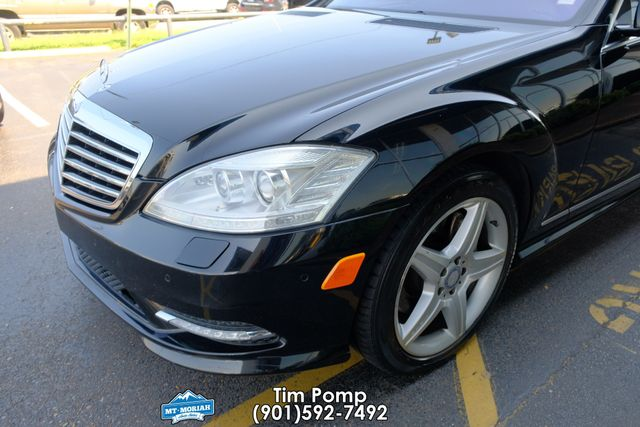 2010 Mercedes-Benz S550/AMG SPORT PACKAGE SPORT PACKAGE in Memphis, Tennessee 38115