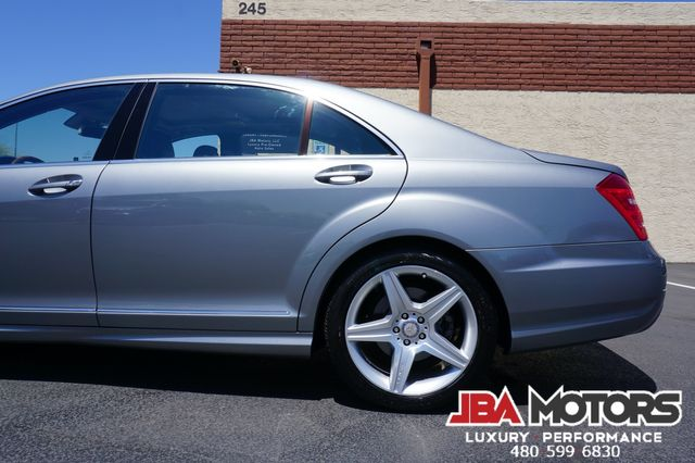 2010 Mercedes-Benz S550 S Class 550 Sedan P2 Package AMG Sport Pano Roof in Mesa, AZ 85202
