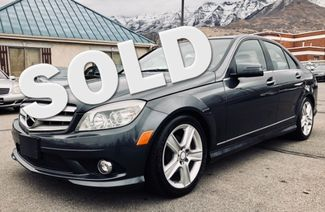 2010 Mercedes C300W4 C300 4MATIC Sport Sedan LINDON, UT 0