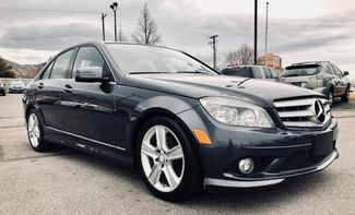 2010 Mercedes C300W4 C300 4MATIC Sport Sedan LINDON, UT 4