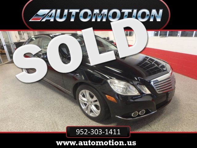 2010 Mercedes E350 4-Matic FULLY SERVICED, NEW BRAKES /TIRES/PLUGS & MORE! Saint Louis Park, MN