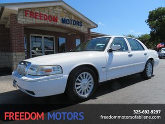 2010 Mercury Grand Marquis LS Ultimate Edition   Abilene, Texas   Freedom Motors  in Abilene,Tx Texas