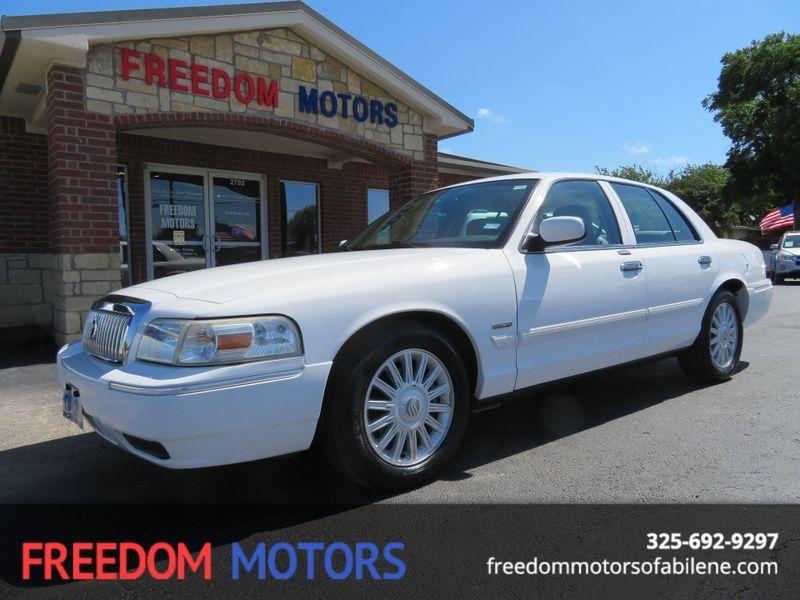 2010 Mercury Grand Marquis LS Ultimate Edition | Abilene, Texas | Freedom Motors  in Abilene Texas