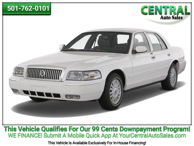 2010 Mercury Grand Marquis LS   Hot Springs, AR   Central Auto Sales in Hot Springs AR