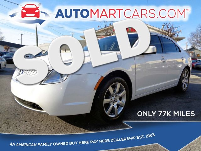 2010 Mercury Milan Premier | Nashville, Tennessee | Auto Mart Used Cars Inc. in Nashville Tennessee