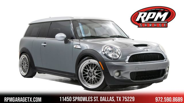 2010 Mini Clubman S with Upgrades
