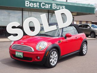 2010 Mini Convertible Base Englewood, CO 0
