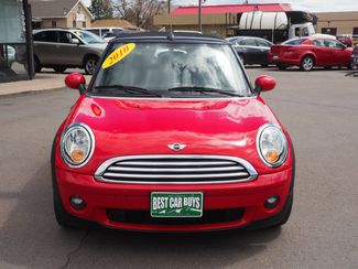 2010 Mini Convertible Base Englewood, CO 1
