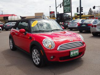 2010 Mini Convertible Base Englewood, CO 2