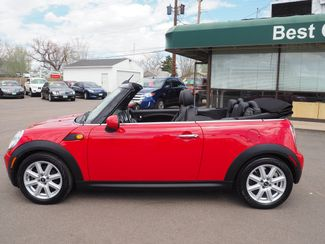 2010 Mini Convertible Base Englewood, CO 8