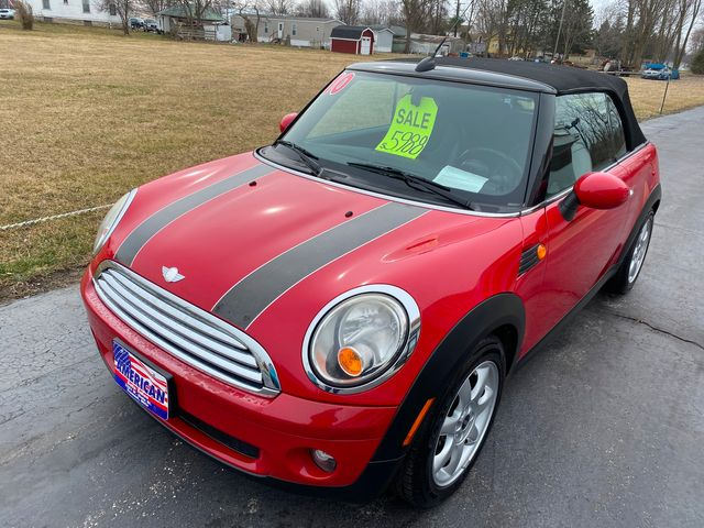 2010 Mini Convertible in Fremont, OH 43420