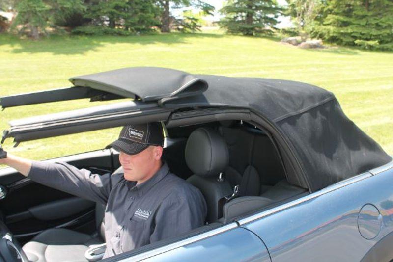2010 Mini Convertible John Cooper Works  city MT  Bleskin Motor Company   in Great Falls, MT