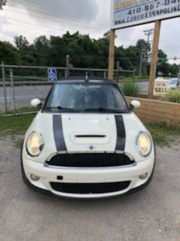 2010 Mini Convertible S in Harwood, MD