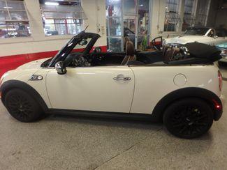 "2010 Mini Cabriolet, ""S"" W/ MOONROOF, OR DROP TOP. SHARP Saint Louis Park, MN 5"