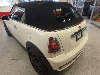 "2010 Mini Cabriolet, ""S"" W/ MOONROOF, OR DROP TOP. SHARP Saint Louis Park, MN 12"