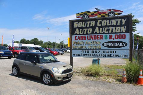 2010 Mini Hardtop S in Harwood, MD