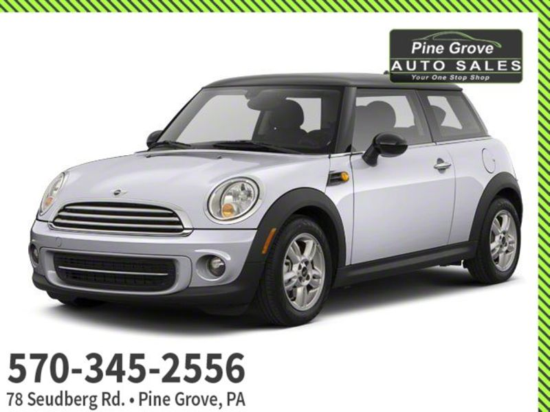 2010 Mini Hardtop S | Pine Grove, PA | Pine Grove Auto Sales in Pine Grove, PA