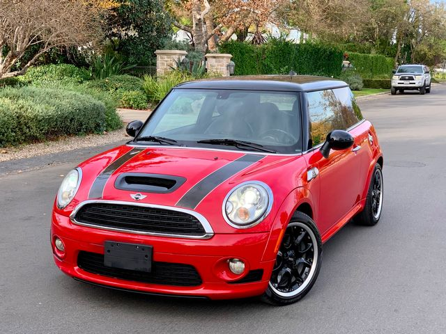 2010 Mini HARDTOP S 86K MLS XENON AUTOMATIC NEW TIRES SERVICE RECORDS in Van Nuys, CA 91406