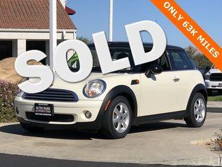 2010 Mini Hardtop Base | San Luis Obispo, CA | Auto Park Sales & Service in San Luis Obispo CA