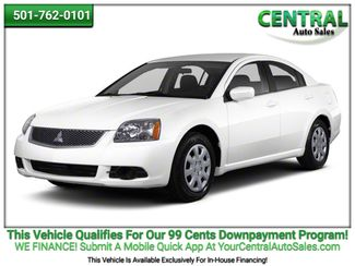 2010 Mitsubishi Galant FE | Hot Springs, AR | Central Auto Sales in Hot Springs AR