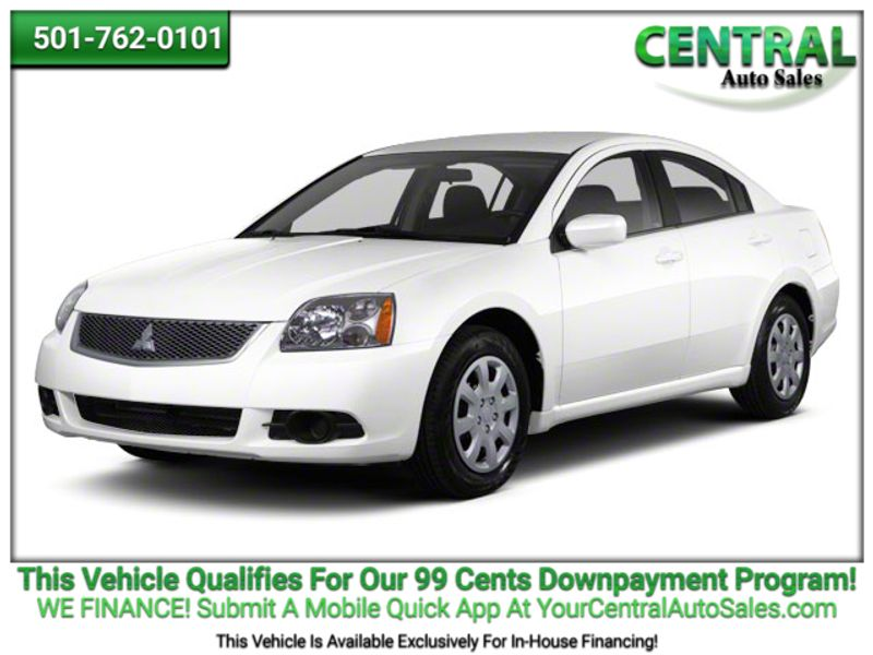 2010 Mitsubishi Galant FE   Hot Springs, AR   Central Auto Sales in Hot Springs AR
